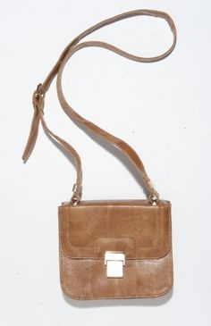 Pero Mini Sachel Bag by Alibi at AlibiOnline. As seen in Feb issue of Who.