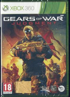 Xbox 360 Gears of War: Judgment BRAND NEW game UK