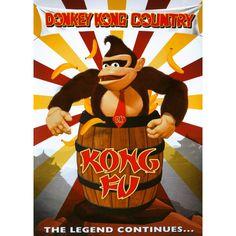 Donkey Kong Country: Kung Fu (dvd_video)