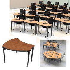 shapes-desk