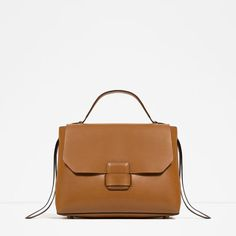 ZARA - COLLECTION SS16 - MINIMAL CITY BAG