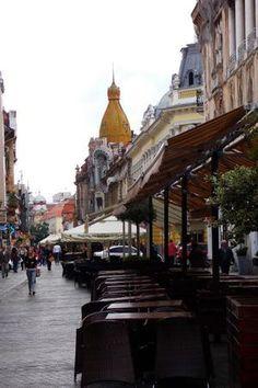 9 locuri de vizitat în Oradea Beautiful World, Beautiful Places, Transylvania Romania, Europe, The Great Outdoors, Centre, Street View, City, Spaces