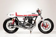 Yamaha XS 650 by Wheely Shop More on: http://www.claspgarage.com/2013/06/yamaha-xs-650-by-wheely-shop.html