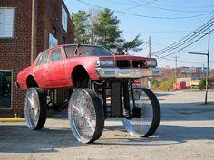 "60"" Rims ?!? by Jason Phillips Design, via Flickr"