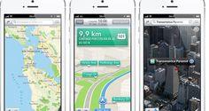 Apple pide ayuda a sus usuarios para mejorar losmapas