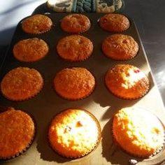 Lemon Cranberry Muffins - Allrecipes.com