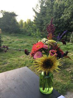 Bouquet - 19 août