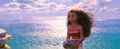 """I can lead with pride..."" How far I'll go.... Ocean choose me #moana #disney #newmovies #moana2016"