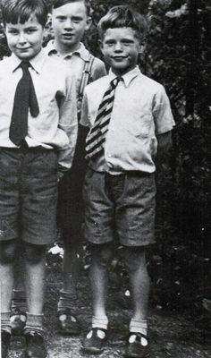 Young Mick Jagger.