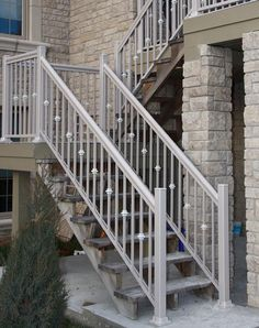 Awesome Best Aluminum Stair Rails Design ~ Http://lovelybuilding.com/aluminum  · Stair  RailingStairs