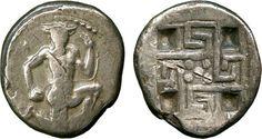 Μοναδικό ασημένιο νόμισμα με τον Μινώταυρο βρήκαν οι αρχαιολόγοι στη Γόρτυνα    Εντυπωσιακά ευρήμα...