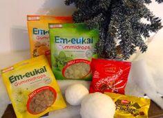 Filines Testblog: Degustabox in weihnachtlicher Aufmachung