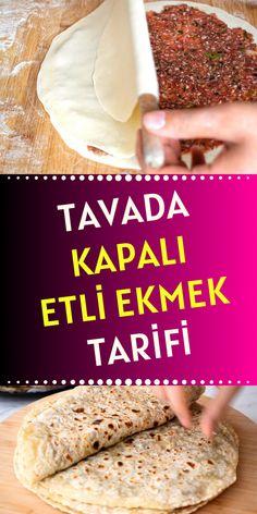 Turkish Breakfast, Pasta, Frozen Yogurt, Nutella, Brunch, Food And Drink, Cooking Recipes, Bread, Baking