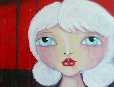 NatashaMay Art World: angel faces