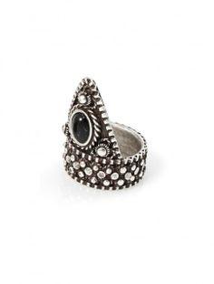 The Celeste Ring - Silver - Rings | Vanessa Mooney Jewelry
