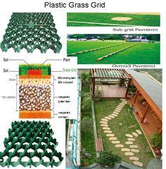 Plastic-Grass-Grid