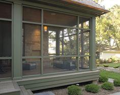 screen porch design