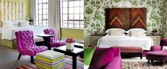 Kit Kemp, an English woman with interior design panache if ever there was one - Soho Hotel