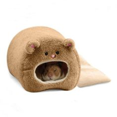 Cute Small Animal pet Rabbit Hamster house bed rat squirrel Guinea winter warm hanging House cage Hamster Nest XP0289