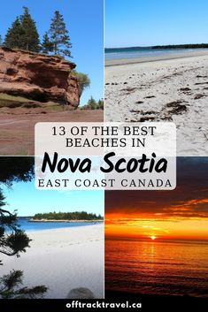13 of the Best Beaches in Nova Scotia, Canada – 2020 World Travel Populler Travel Country Quebec, East Coast Canada, Nova Scotia Travel, Where Is Bora Bora, East Coast Travel, Canadian Travel, Canadian Rockies, Atlantic Canada, Visit Canada