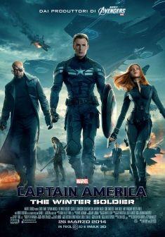 Captain America: The Winter Soldier - Film (2014)