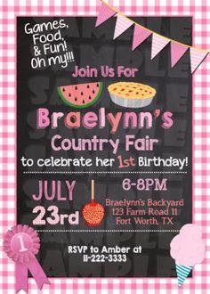 COUNTY-FAIR-INVITATION-Country-Fair-Birthday-Party-Invite-Watermelon