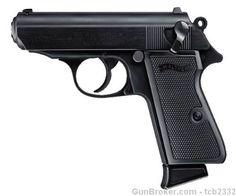 5030300 Walther PPK/S 22lr 01-10rd mag 22 lr NEW : Semi Auto Pistols at GunBroker.com