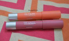 Revlon Colorburst Matte Balm 205 Insaisissable, 235 Mischievous Review and Swatch