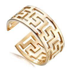 Pierścionek złoty XEA0070 - Biżuteria Pandora. Pierścionki zaręczynowe - Sklep Fugart.pl