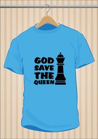 God Save The Queen #GodSaveTheQueen #TShirt #Camiseta #Tee #Art #Design 17,99€ y envío #gratis. Sólo en www.UppStudio.com