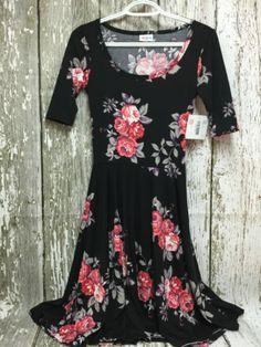 LuLaRoe Nicole Dress - such a pretty print!!!