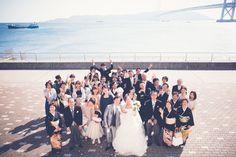 結婚式・前撮りの写真のまとめ 春 - 結婚式の写真撮影 ウェディングカメラマン寺川昌宏(ブライダルフォト)
