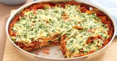 Fancy a mid-week lasagne? This one-dish pasta recipe makes it possible.
