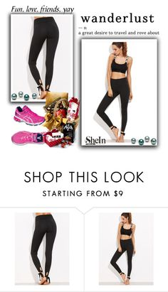 """SheIn contest"" by anis-kudumovic ❤ liked on Polyvore featuring Mason's"
