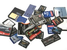 Nine Tips for Keeping Your Memory Cards Ready to Shoot...