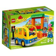 LEGO® DUPLO® Town School Bus 10528