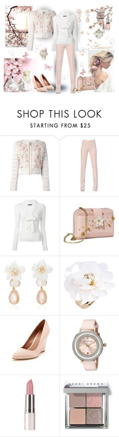 """""""spring in the city"""" by lumi-21 ❤ liked on Polyvore featuring FAY, Antonio Berardi, Alexander McQueen, Betsey Johnson, Bounkit, Dettagli, Ava & Aiden, Ted Baker and Bobbi Brown Cosmetics"""