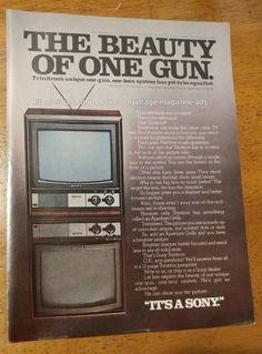 1977 Print Ad MARANTZ Stereo Equipment ~ If You Can Afford the Best Cartoon Art