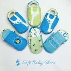 I made these shoes for some special friend's babies and they are also available now on Etsy 💙 Soft Baby Shoes, Baby Boy Shoes, Baby Booties, Better Posture, Baby Feet, First Baby, Baby Shower Gifts, Ankle Strap, Etsy Shop