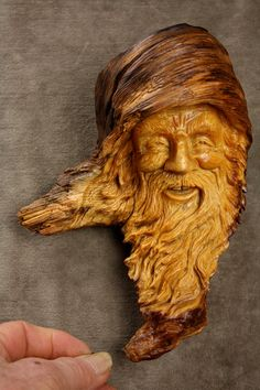 carving-I could see my brother Jim make something like this.