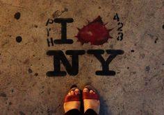 Mas fora uma ou outra exceção, a minha regra número 1 aqui em Nova York é economizar ao máximo
