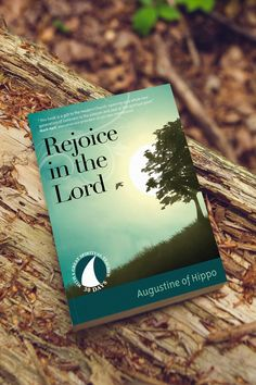 Rejoice in the Lord invites you to spend thirty days exploring an authentic experience of St. Augustine's spirituality to bring you closer to God and to help you along your Christian journey. This simple and easy-to-use devotional will help you discover the joy that only comes from delighting in God's beauty, goodness, and love. Start your personal retreat here. Spiritual Words, Spiritual Teachers, Spiritual Life, Augustine Of Hippo, City Of God, Modern Church, Night Prayer, Catholic Books, Morning Meditation