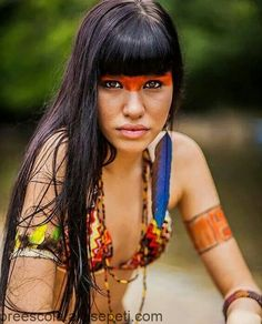 Science Discover Indigenous Brazilian Beauty by maryellen Native American Girls Native American Beauty American Indians Tribal People Tribal Women Afrika Tattoos Beauty Around The World Native Indian World Cultures Native American Girls, Native American Beauty, American Indians, Tribal People, Tribal Women, Afrika Tattoos, Beautiful People, Beautiful Women, Beautiful Brazilian Women