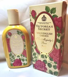 rare vintage victoria 39 s secret wild english garden freesia cologne spray victoria 39 s. Black Bedroom Furniture Sets. Home Design Ideas
