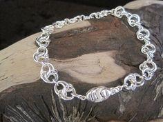 Celtic Spiral Knot Sterling Silver