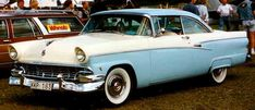 1956 Ford Customline Victoria