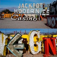 las vegas casino signs - Google Search
