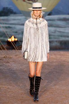 Sfilata Christian Dior Los Angeles - Pre-collezioni Primavera Estate 2018 - Vogue
