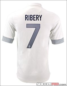 Nike France Ribery Away Jersey France Soccer Jersey, France Jersey, Football Kits, Soccer Jerseys, Nike, Sports, Men, Beautiful, Style