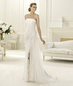 Svadobné šaty Pronovias 2013